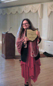 Lawrence MAA Teaching Award2